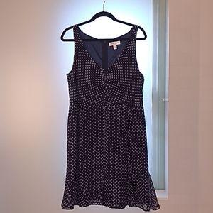 Kate Young for Target Polka Dot Dress